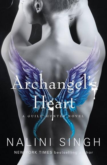 Chasseuse de Vampires - Tome 9 : Le coeur de l'Archange de Nalini Singh Heart10