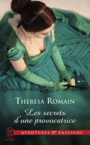 The Matchmaker - Tome 3 : Les secrets d'une provocatrice de Theresa Romain Les_se10