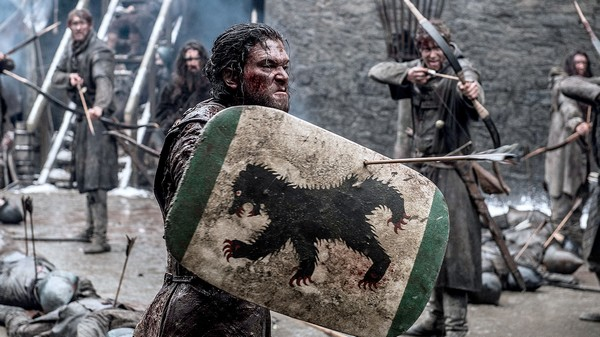 The Battle of Bastards (Game of thrones, saison 6 épisode 9) Bastar18