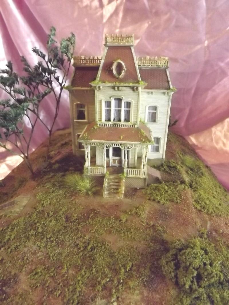 diorama de film  Maison10