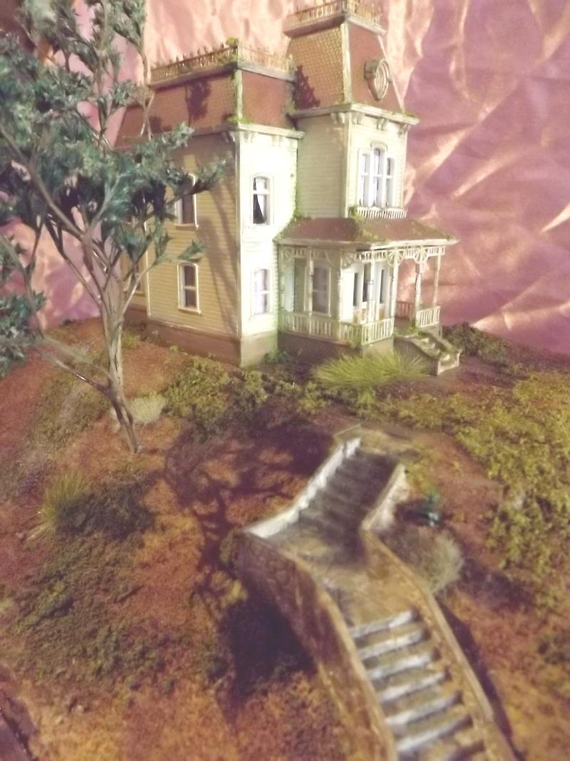 diorama de film  Maison11