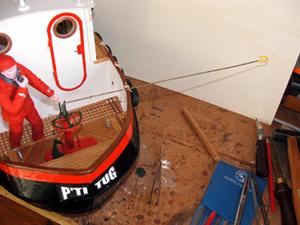 Construction d'un bateau de récupération - Page 2 Croche11