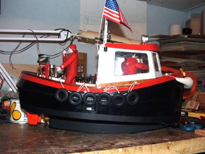Construction d'un bateau de récupération - Page 2 Tousla10