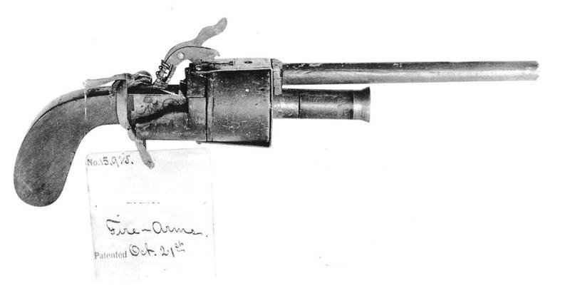 Devinette armes de poing Proto10