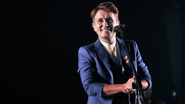 Mark Owen at T in the Park 2013 110