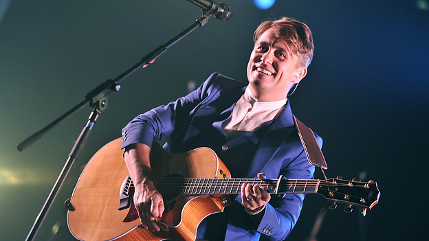 Mark Owen at T in the Park 2013 411