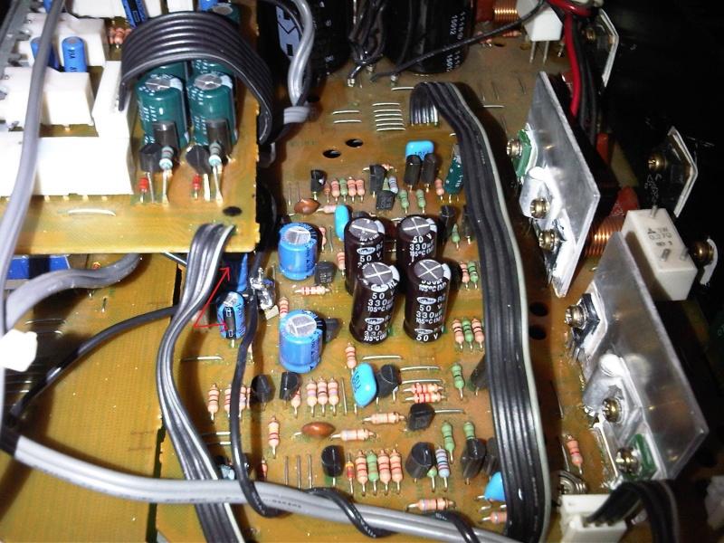 Amplificatore integrato Harman Kardon PM645 Immagi10