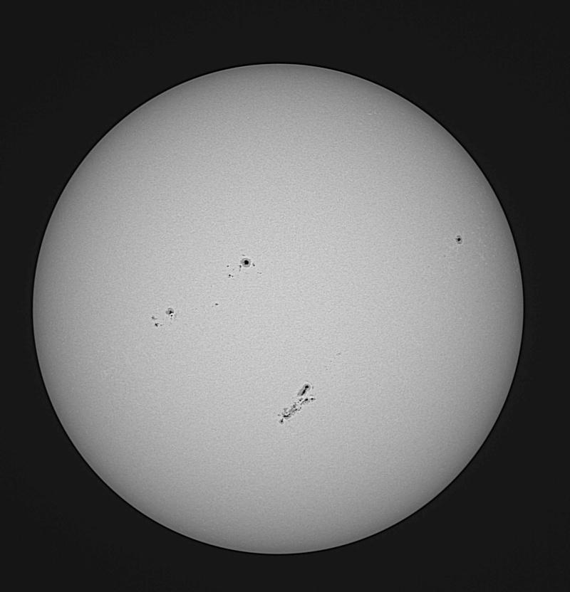 petite fantaisie solaire d'essai en évidence faculaire Essai_10