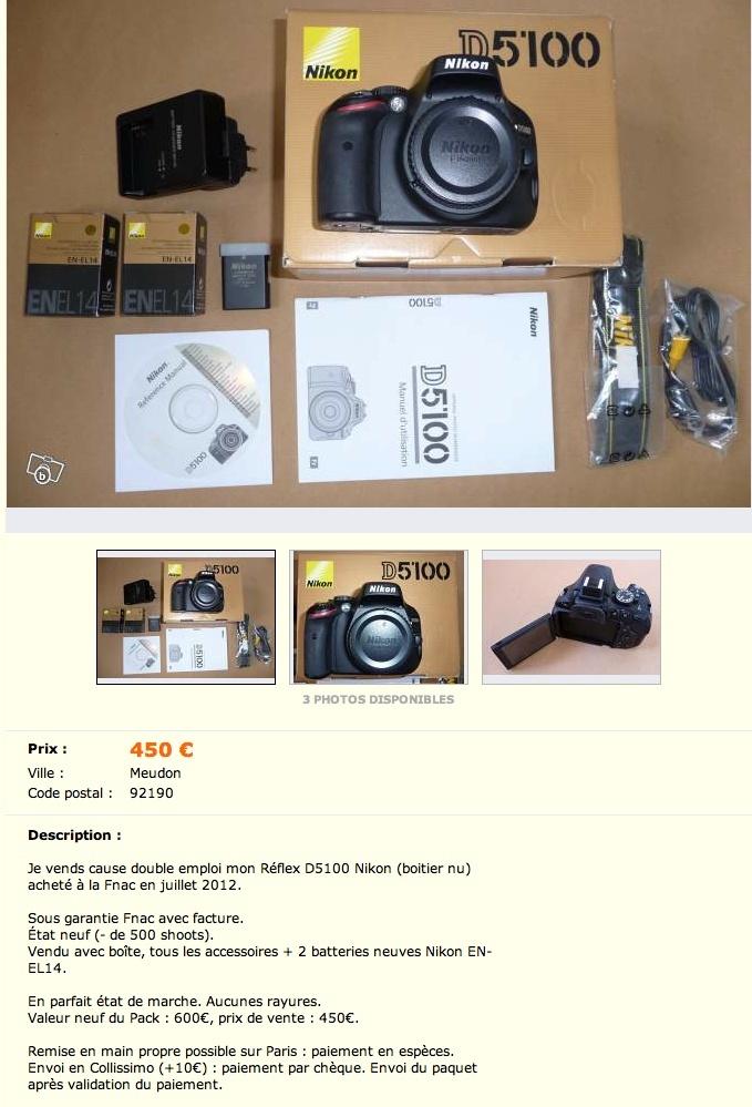[VENDU] appareil photo reflex Nikon D5100. Captur10