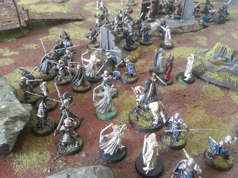 [750pts] Arnor vs Galadhrims 20160730