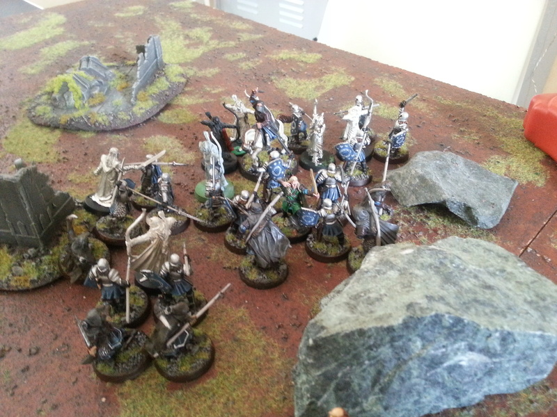 [750pts] Arnor vs Galadhrims 20160734