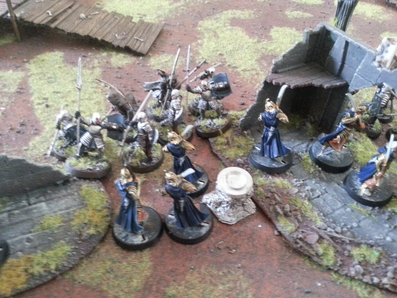 [750pts] Arnor vs Galadhrims 20160736