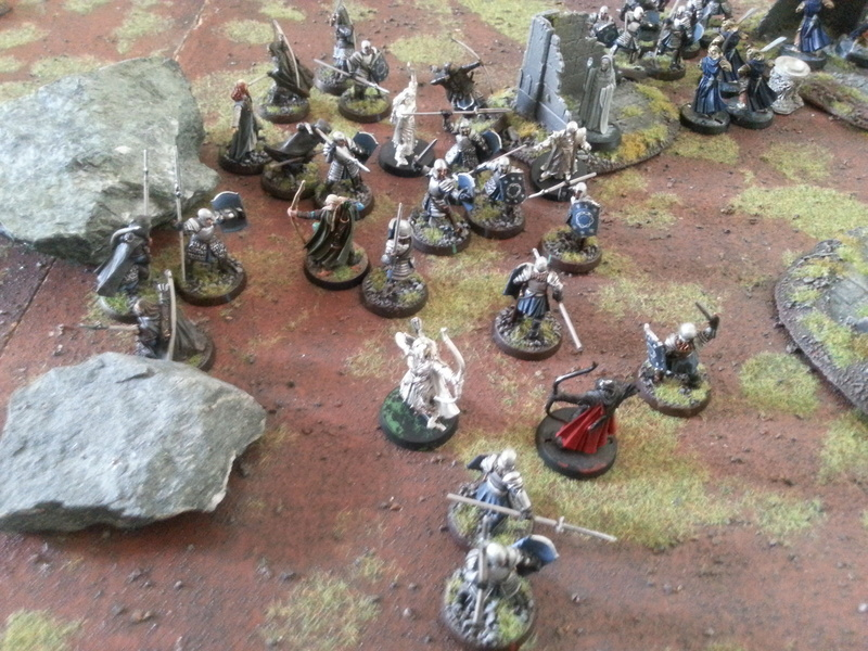 [750pts] Arnor vs Galadhrims 20160737