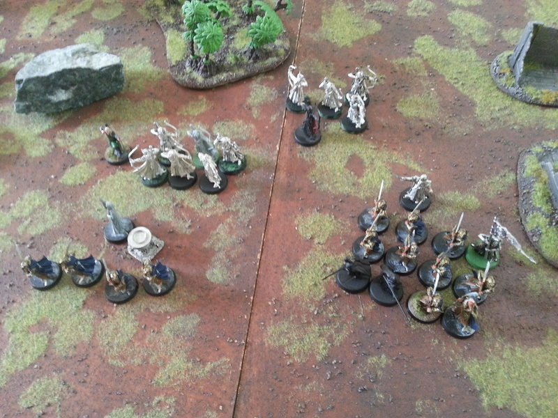 [750pts] Arnor vs Galadhrims 20160742