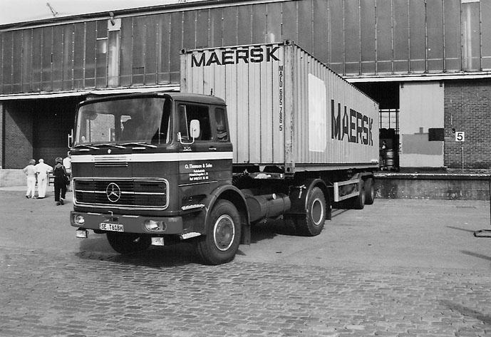 Mercedes LP et LPS 1610