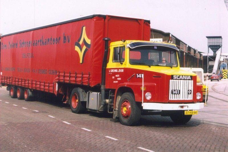 Scania série T (cabine a capot) - Page 5 37hb4410