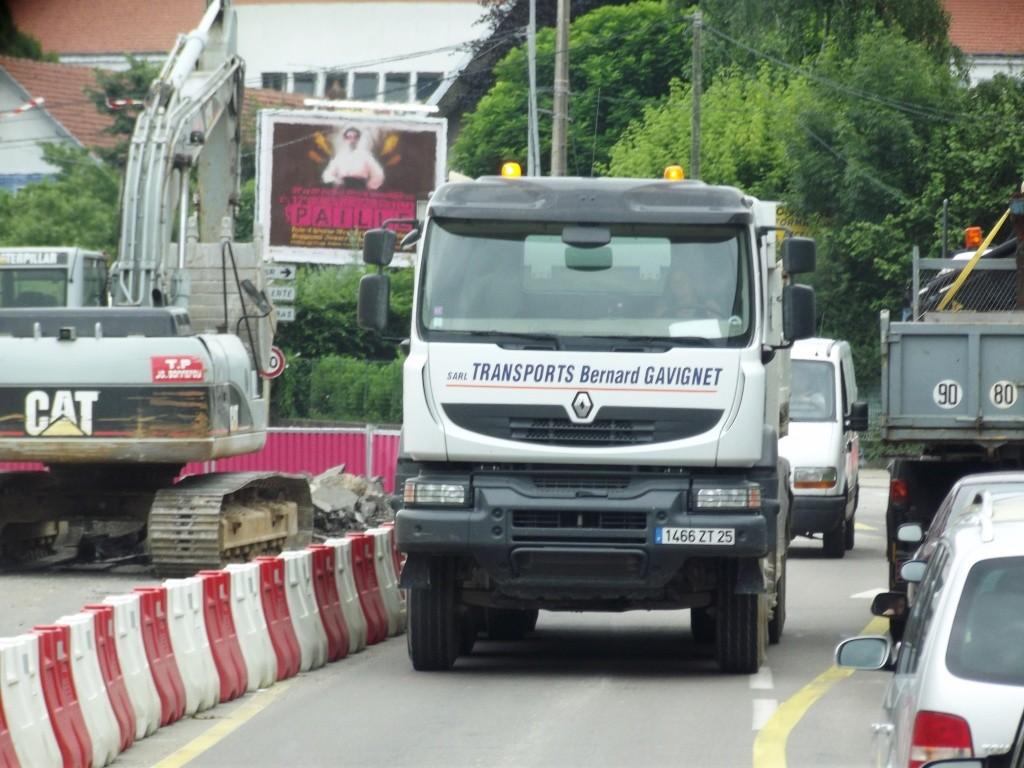 Bernard Gavignet (Vaux Les Pres, 25) Camion16