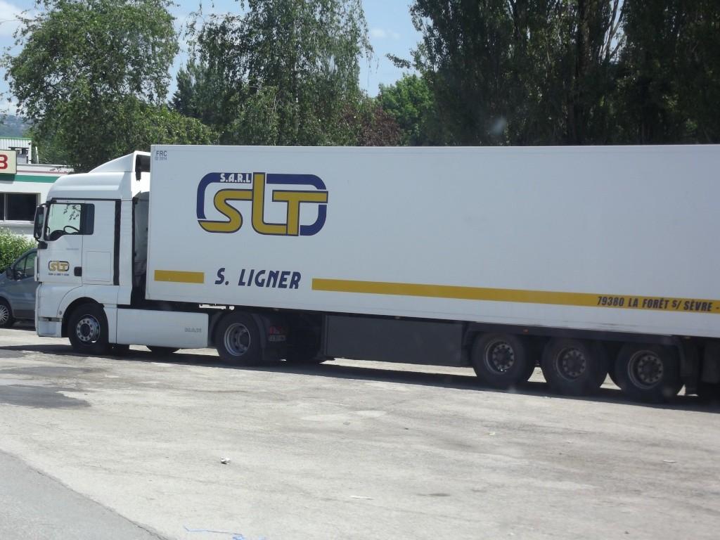 SLT  Stéphane Ligner Transport  (La Foret sur Sèvre, 79) Camion41