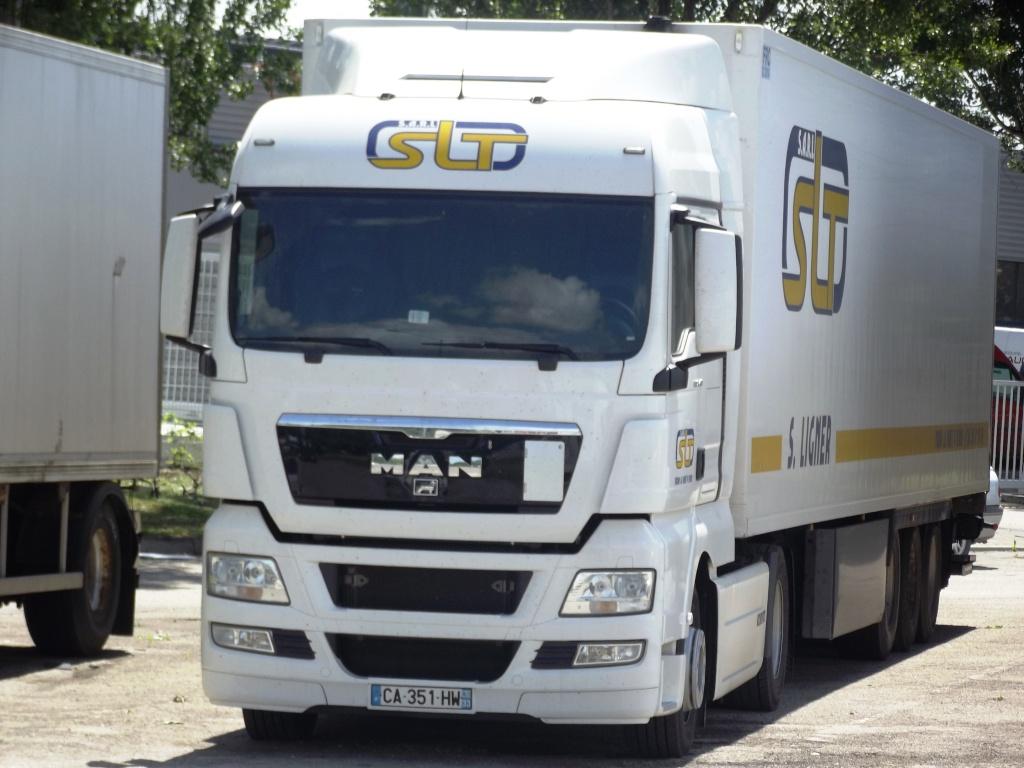 SLT  Stéphane Ligner Transport  (La Foret sur Sèvre, 79) Camion47