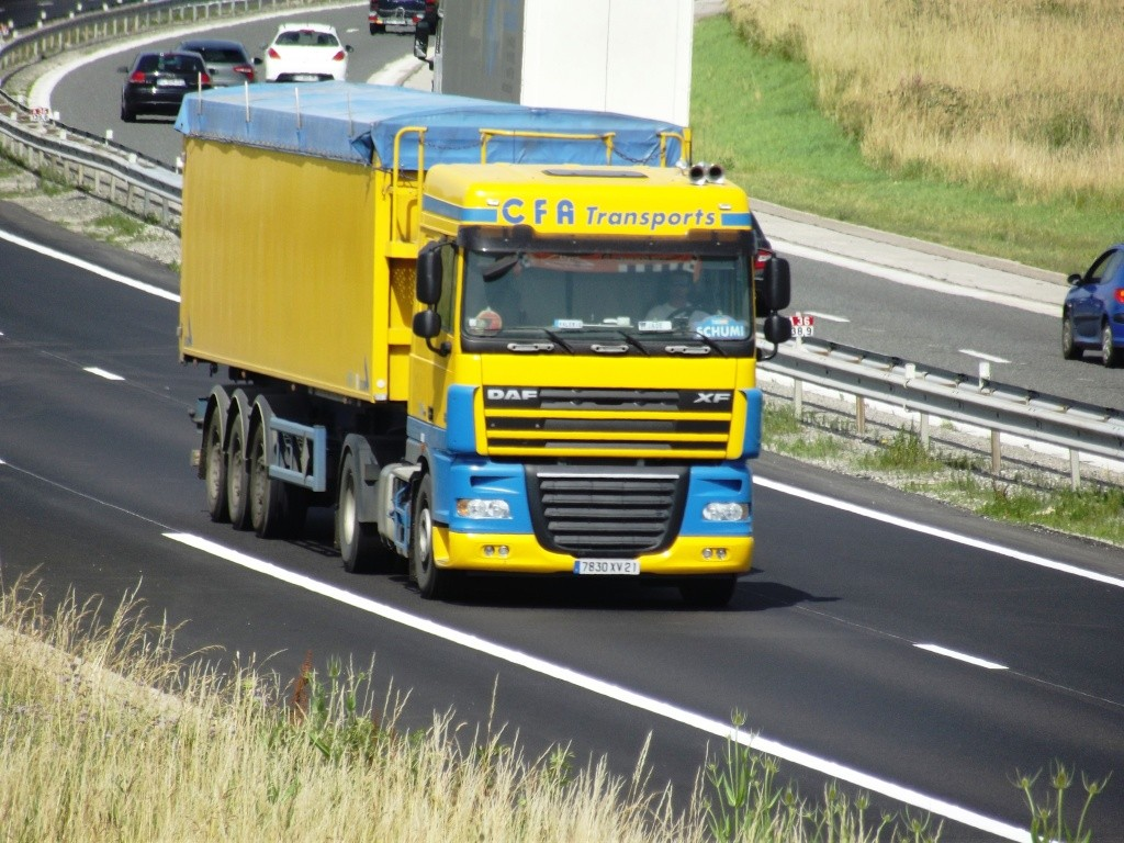 CFA Transports (Brazey en Plaine, 21) - Page 2 Camion92