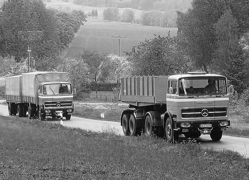 Mercedes LP et LPS Neini110