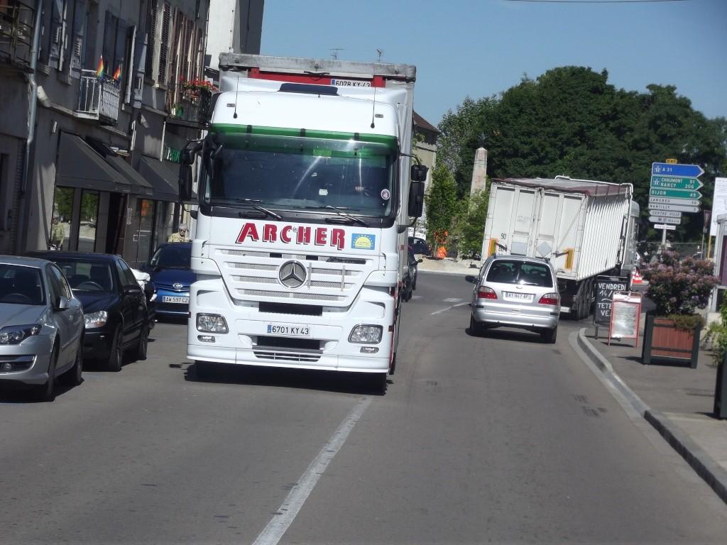 Archer (Saint Germain Laprade 43)(groupe Multi Transports) Phot1093