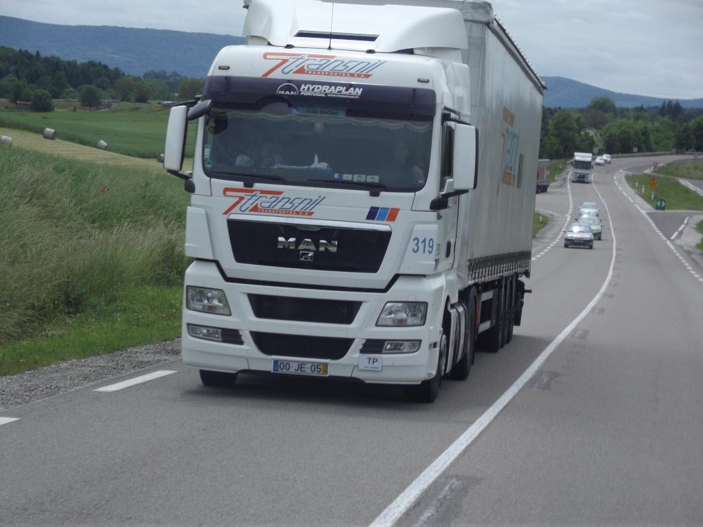 Transnil  Transportes. - Ribeira de Nisa Phot1164