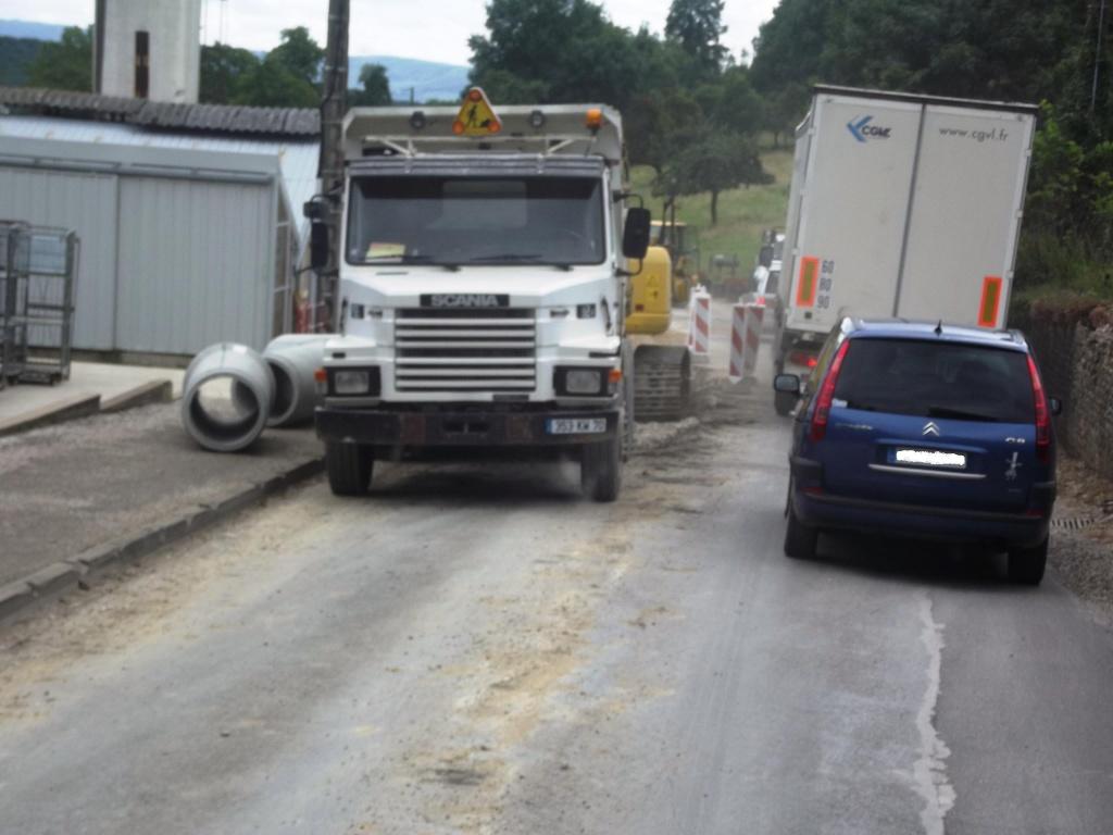 Scania série T (cabine a capot) - Page 6 Photo106