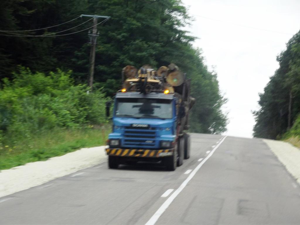 Scania série T (cabine a capot) - Page 6 Photo225