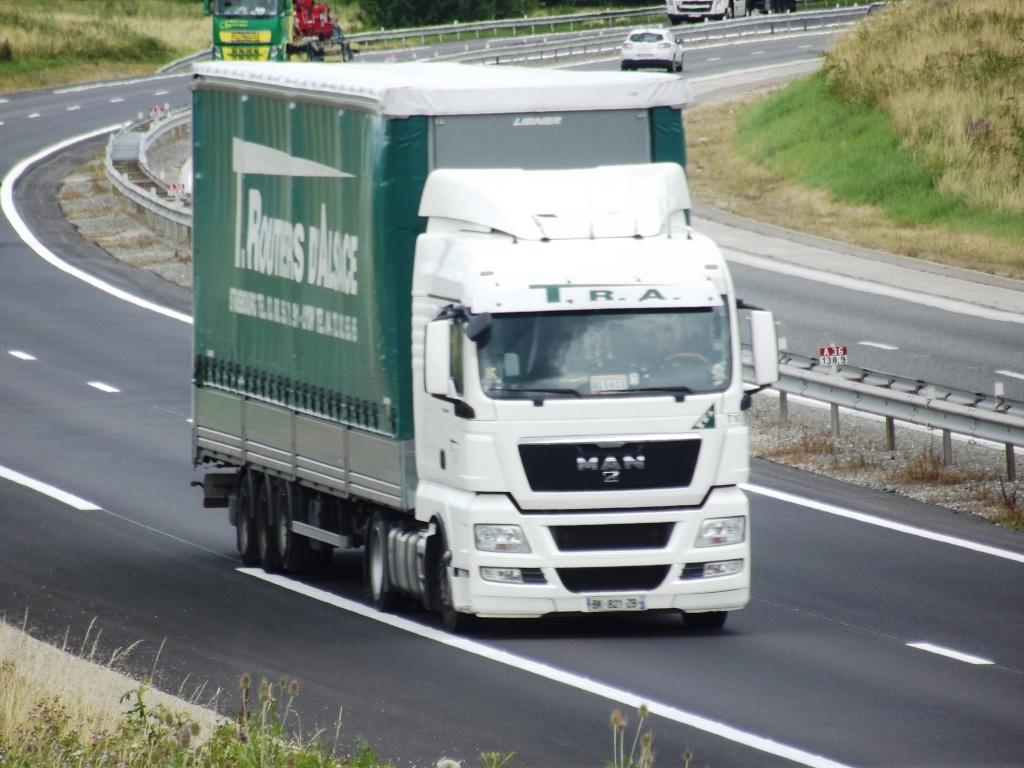 Transports Routiers d'Alsace (Matzenheim 67) Photo406
