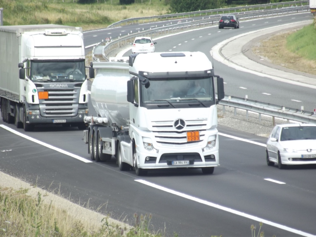 Mercedes Actros MP4 (euro 6 )  - Page 2 Photo503