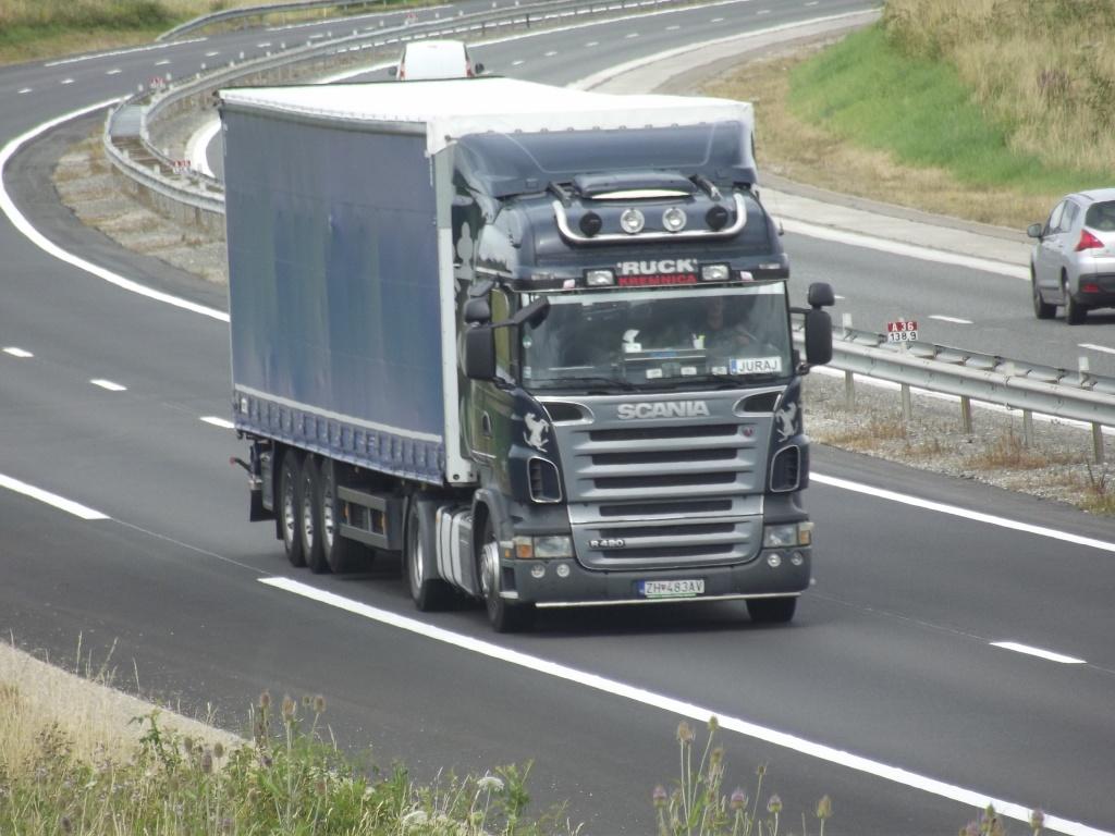 Scania série R G et P - Page 6 Photo538