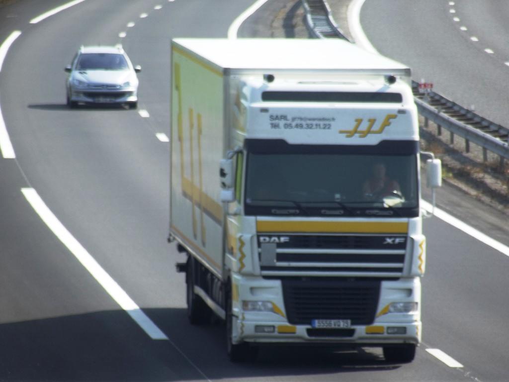 JJF Sarl Transports (Aiffres, 79) Photo675