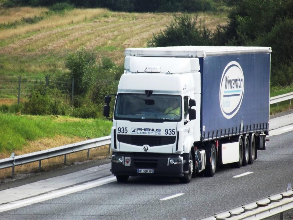Rhenus  Logistics (Holzwickede) - Page 2 Photo804