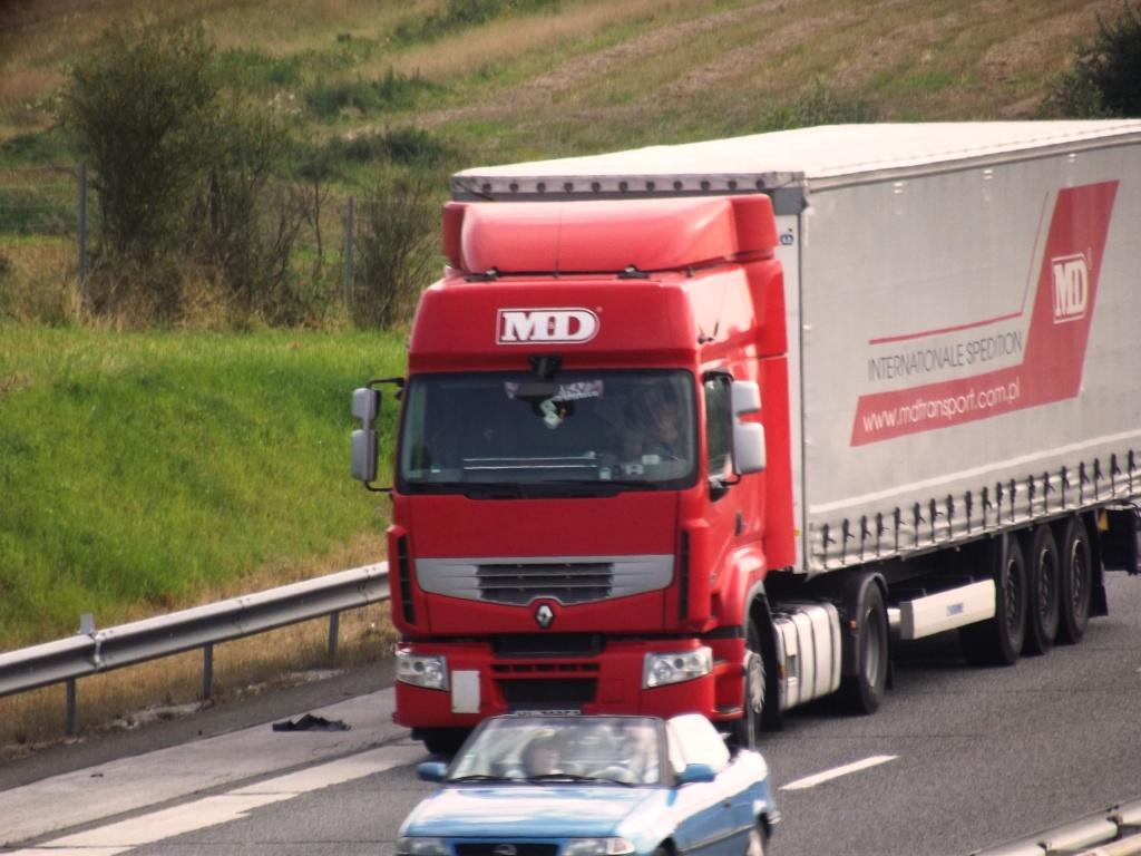 MD Transport (Katowice) Photo821