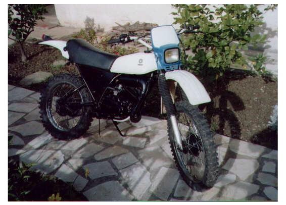 DTMX 125cc Membres / Mod. 1978 12520d11