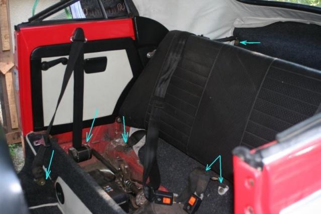 Ceintures de sécurité arrière Img_2710