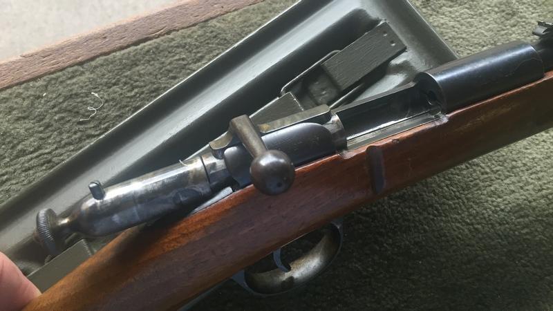 Carabine scolaire Societe Nationale de Tir (MAS) Snt-2212