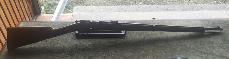 Carabine scolaire Societe Nationale de Tir (MAS) Snt-2214