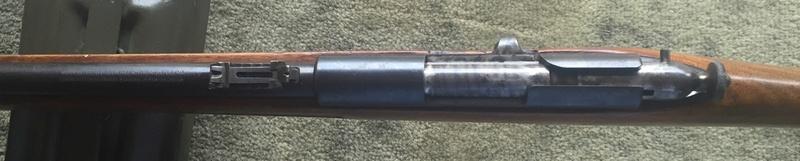 Carabine scolaire Societe Nationale de Tir (MAS) Snt-2215
