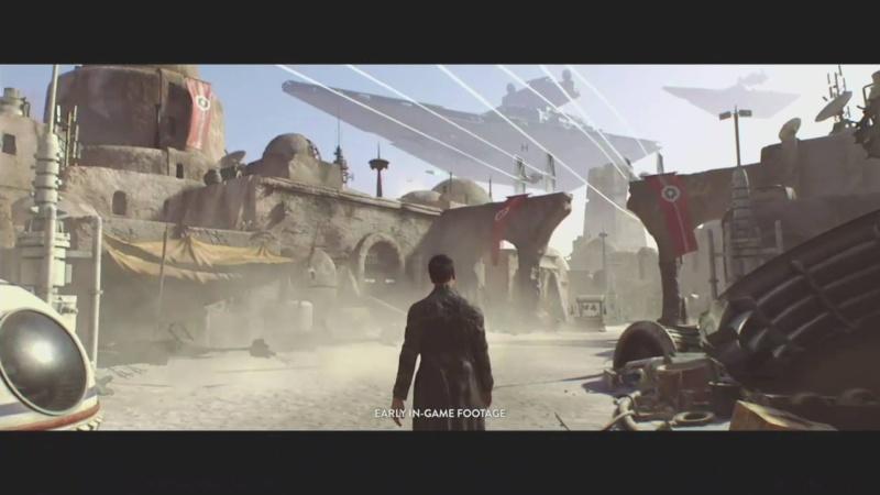 """EA Star Wars """"Uncharted"""" 13403110"""