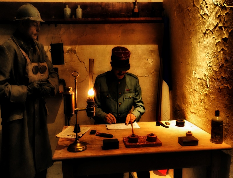Exposition lanternes militaires et de forteresse, La Falouse, Verdun Dsc02910