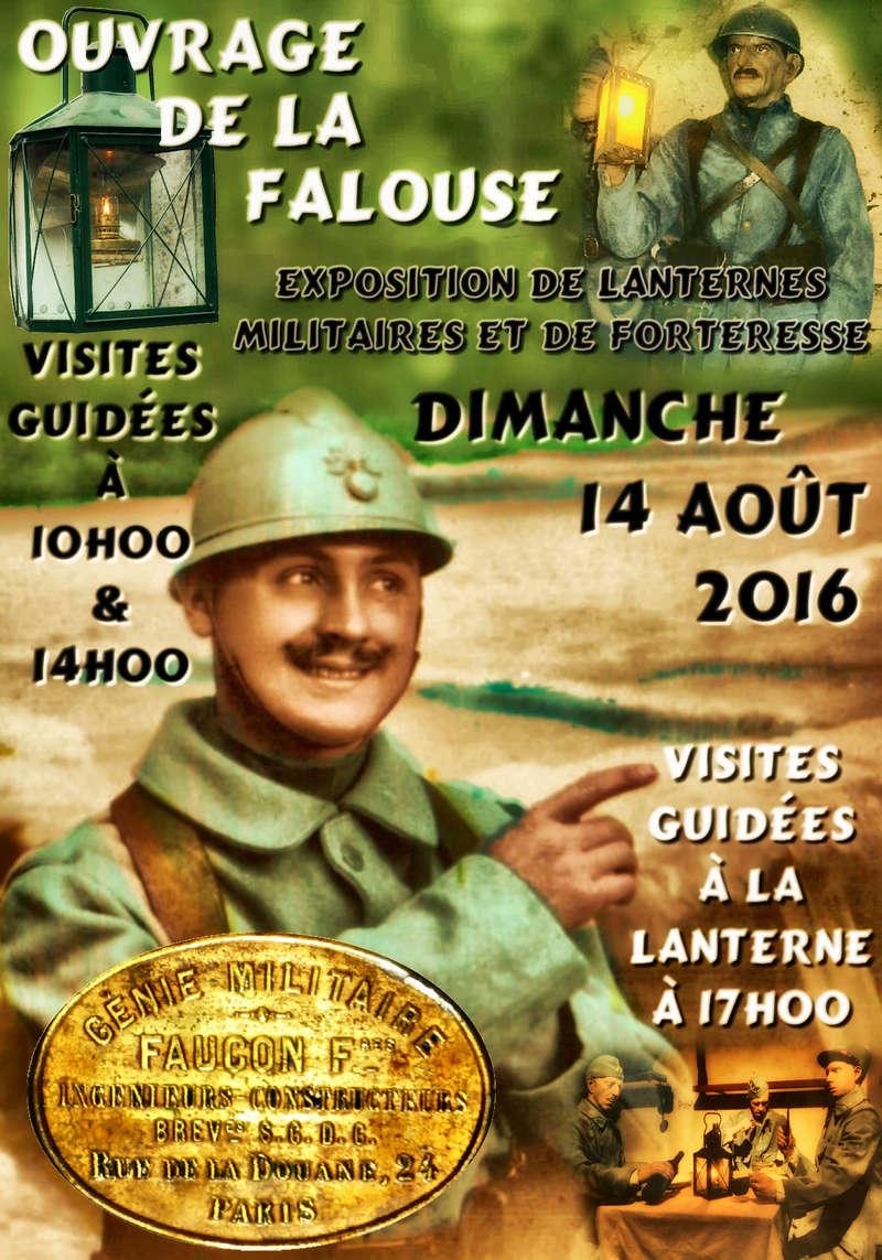 Exposition lanternes militaires et de forteresse, La Falouse, Verdun Sans_t10
