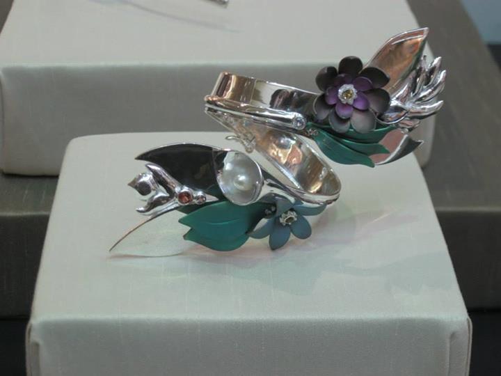 bracelet floral 93538410