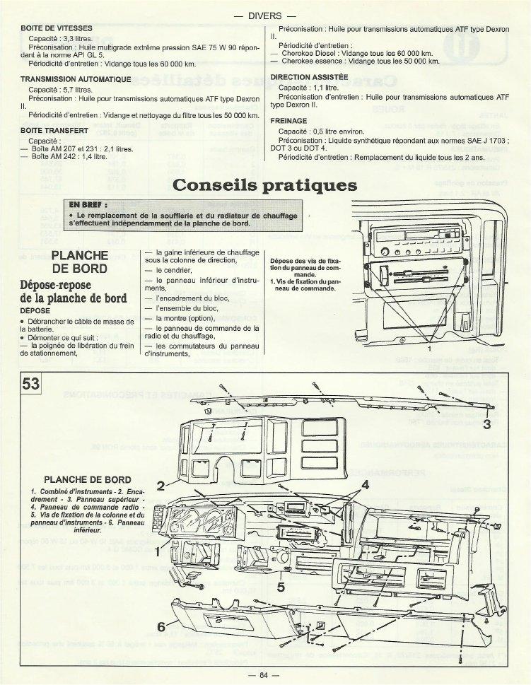 Problème ventilation Xj-110