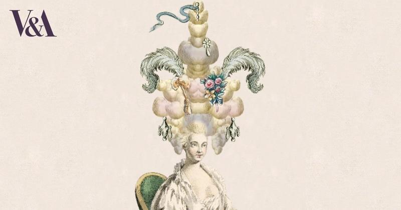 Amusement : Création d'une perruque à la mode du XVIIIè siècle 20160710