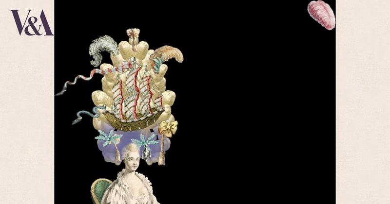 Amusement : Création d'une perruque à la mode du XVIIIè siècle 20160711