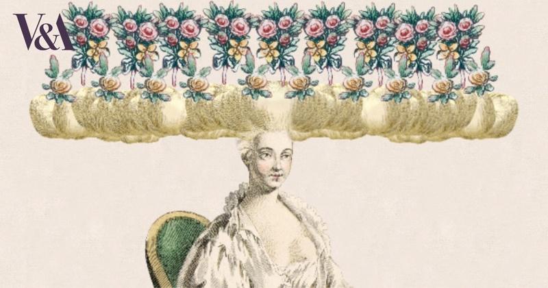 Amusement : Création d'une perruque à la mode du XVIIIè siècle 20160713