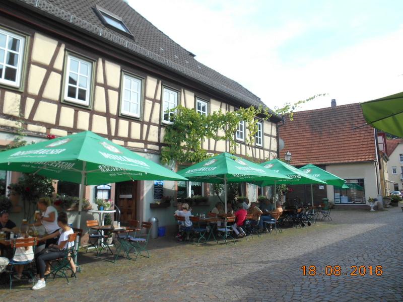 Lohr am Main (Germania) Dscn1518
