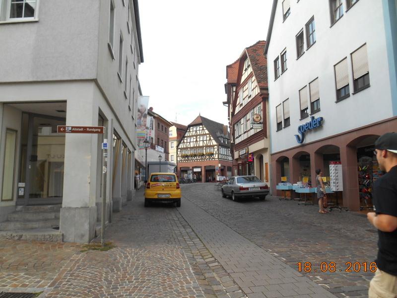 Lohr am Main (Germania) Dscn1522